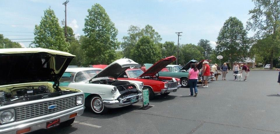 Wheels for Meals Car Show 2019